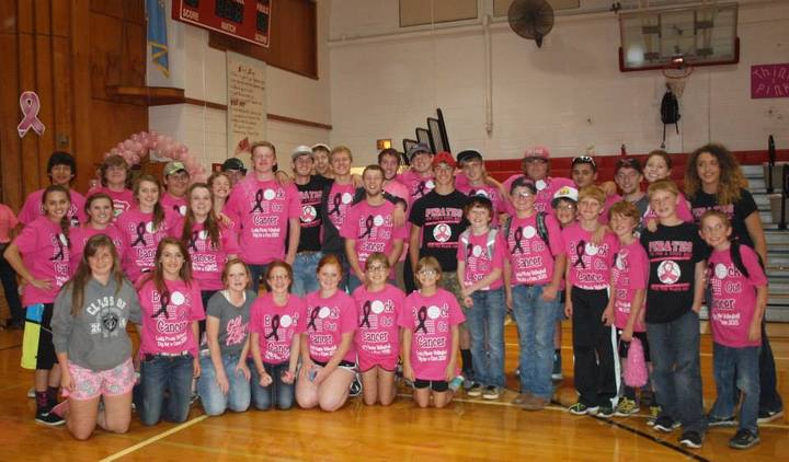 Dig For A Cure Breast Cancer Awareness Night! T-Shirt Photo