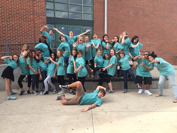 Lamar Ms Musical Theatre T-Shirt Photo