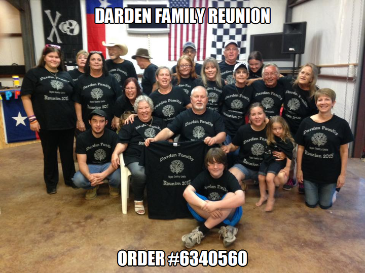 Reunion 2015 T-Shirt Photo
