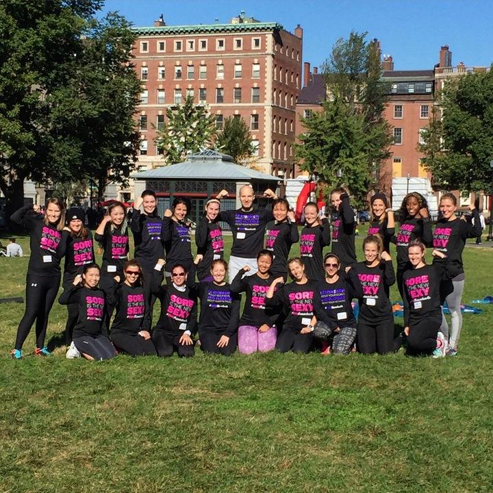 Bbg Massachusetts Meet Up T-Shirt Photo