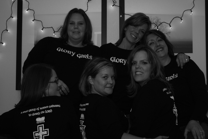 The Glory Girls 08' T-Shirt Photo
