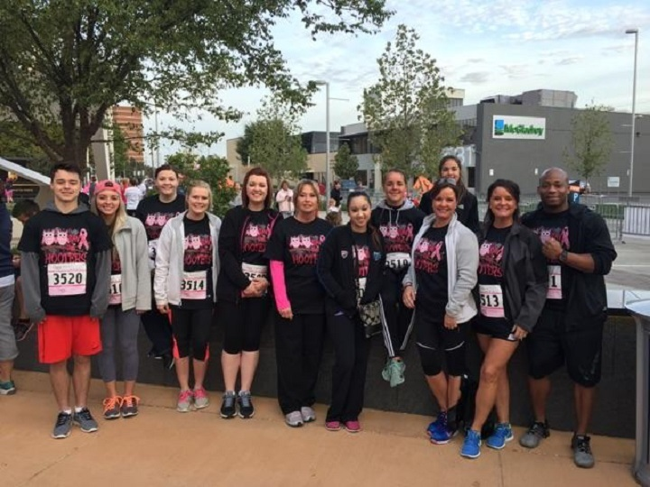 Race For The Cure 2015 T-Shirt Photo