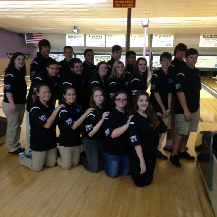 Mchs Bowling Teams T-Shirt Photo