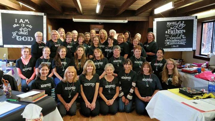Wcm Women's Retreat 2015 T-Shirt Photo