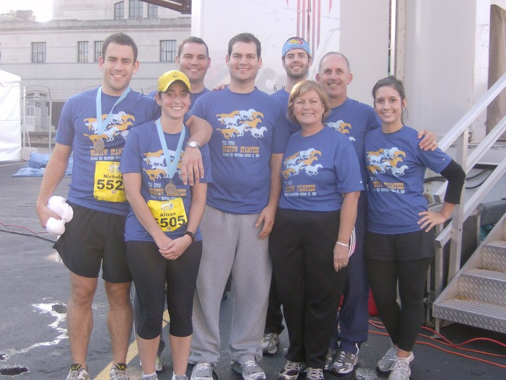 The Bristow Family Stampede T-Shirt Photo
