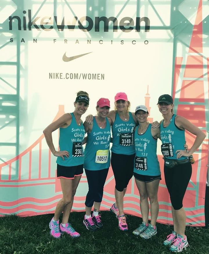 San Fran Nike Half Marathon T-Shirt Photo
