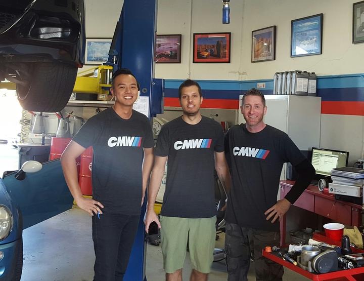 Cmw Crew Representing  T-Shirt Photo