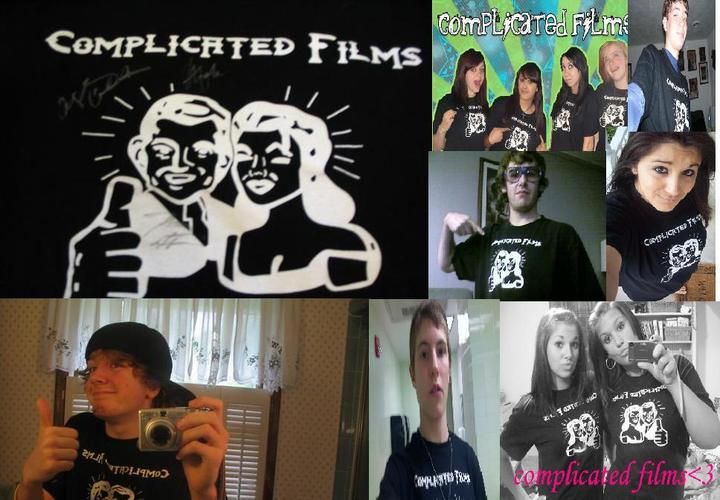 Complicated Films T-Shirt Photo