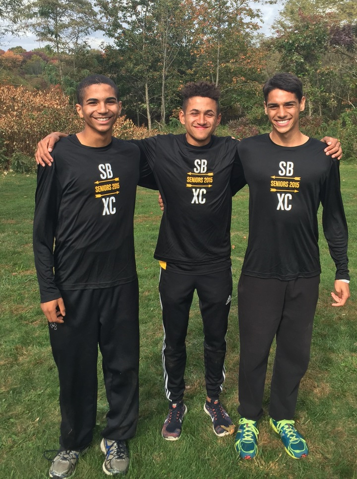 Xc Top 3 Senior Boys T-Shirt Photo