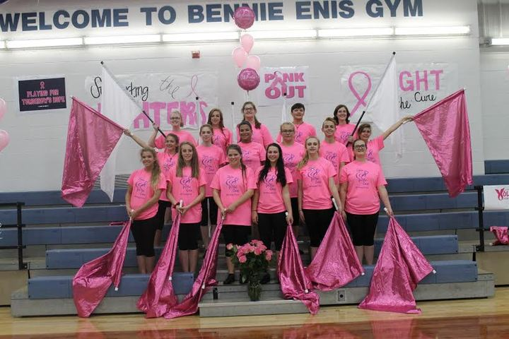 Pink Out Pep! T-Shirt Photo