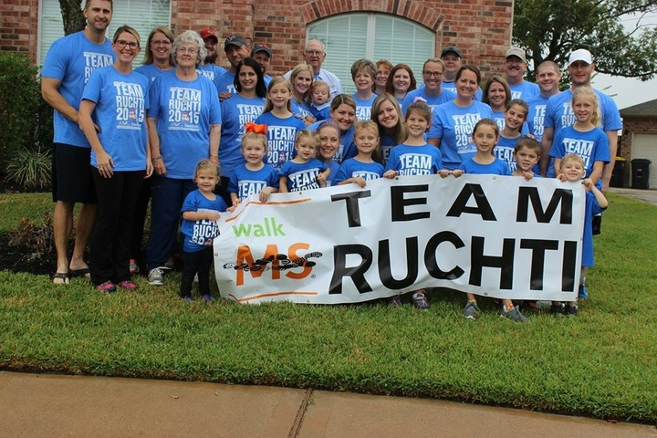 Team Ruchti 2015 T-Shirt Photo