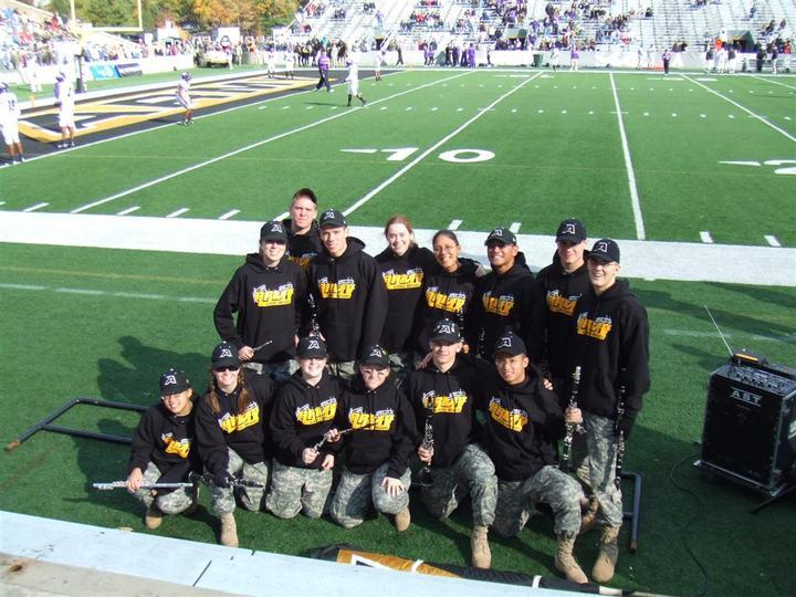 Army Spirit Band Little Winds T-Shirt Photo