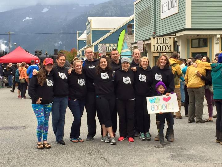 Klondike Road Relay 2015 T-Shirt Photo