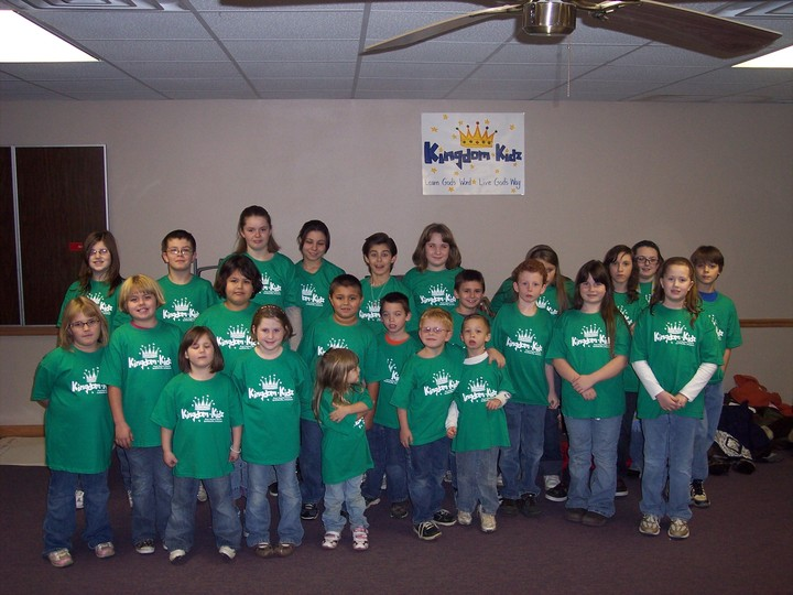 Kingdom Kidz T-Shirt Photo