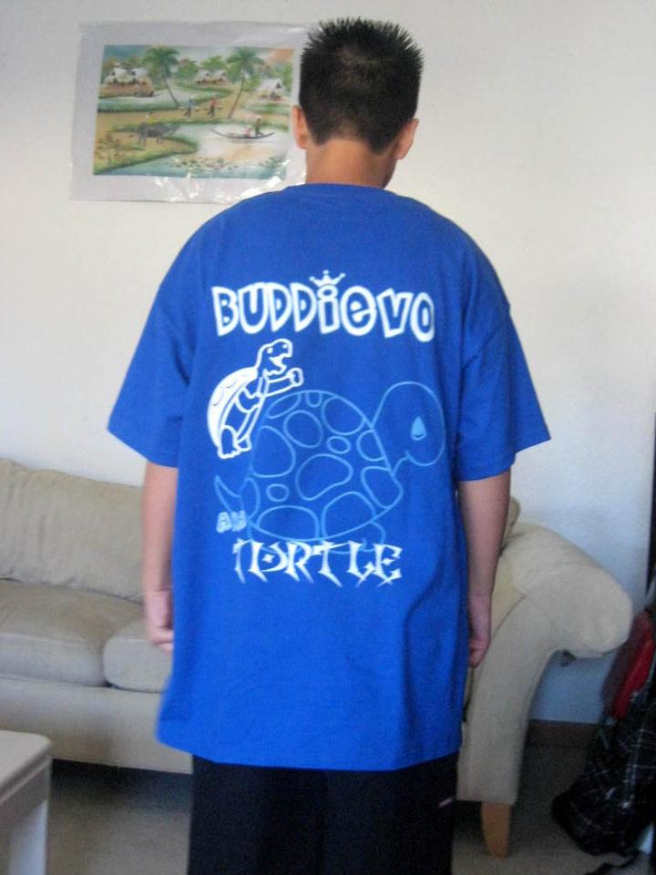 Sickness T-Shirt Photo