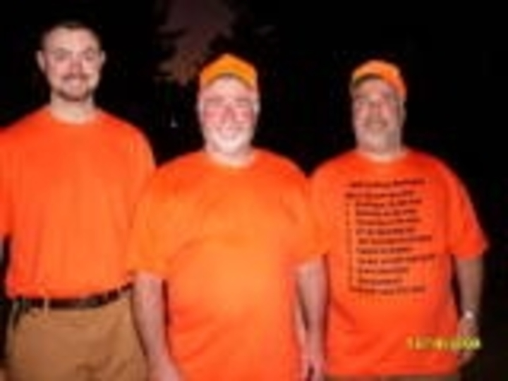 Quail Hunt 2008 T-Shirt Photo