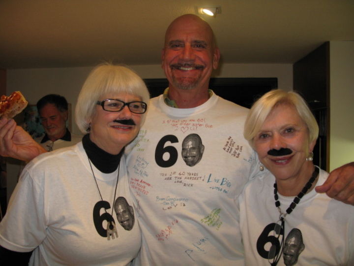 Brian And His Sisters T-Shirt Photo