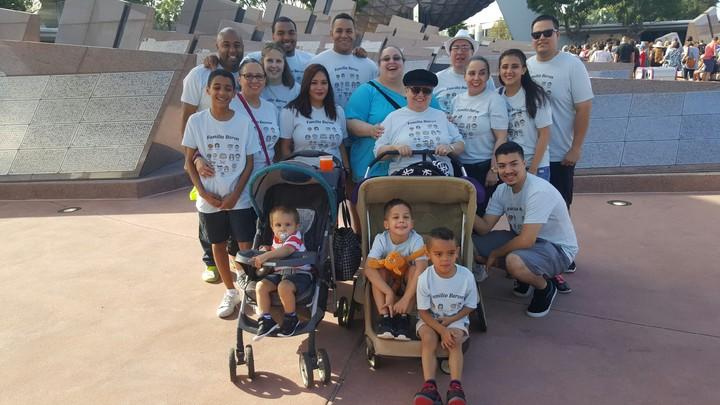 Familia Baron Reunion T-Shirt Photo