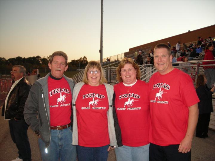 Band Parents T-Shirt Photo