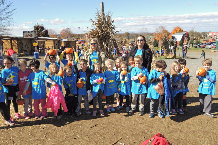 First Grade Fun At Cox Farms T-Shirt Photo