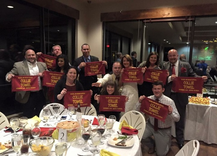 Isu Family Wedding T-Shirt Photo