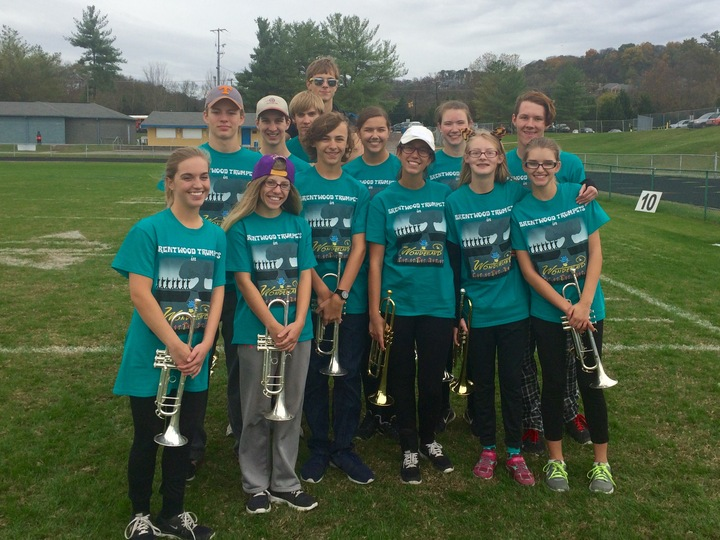 Bhs Trumpets T-Shirt Photo