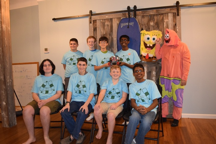 2015 Fll Bill Bots Of Connecticut T-Shirt Photo