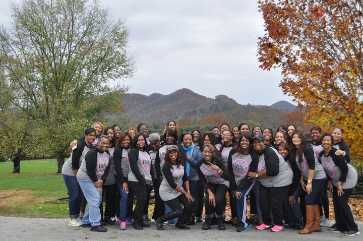The Church Divas Retreat T-Shirt Photo