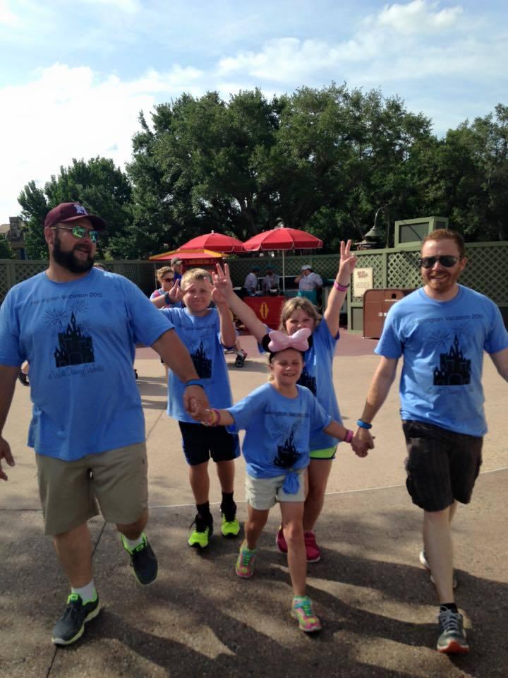 Henington Family Vacation T-Shirt Photo