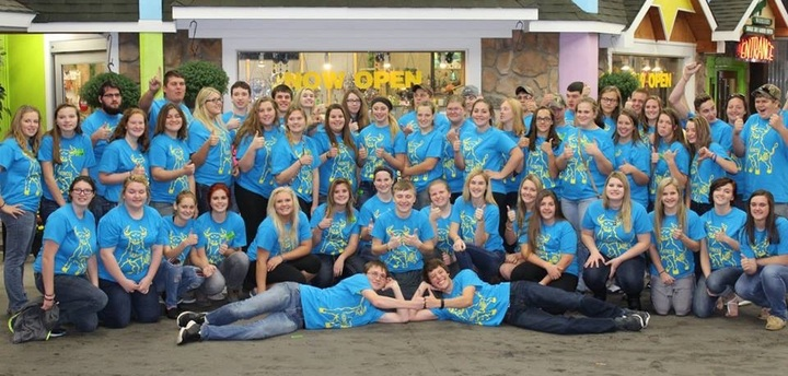 National Ffa Convention Tour At Jungle Jim's T-Shirt Photo
