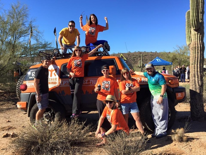 Camp Runamuck Takes On Ragnar T-Shirt Photo