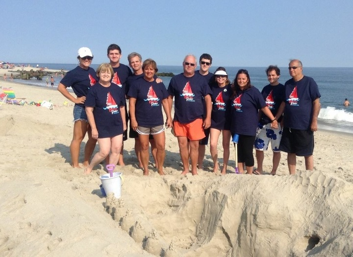 Cape May Family Reunion T-Shirt Photo