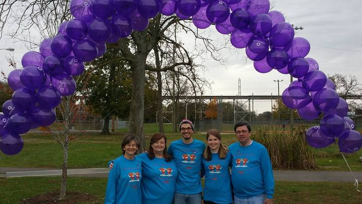 Pkd Walk Nashville, Tn T-Shirt Photo