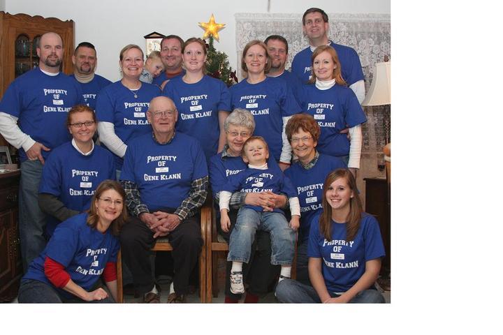 Gene's 70th Birthday T-Shirt Photo