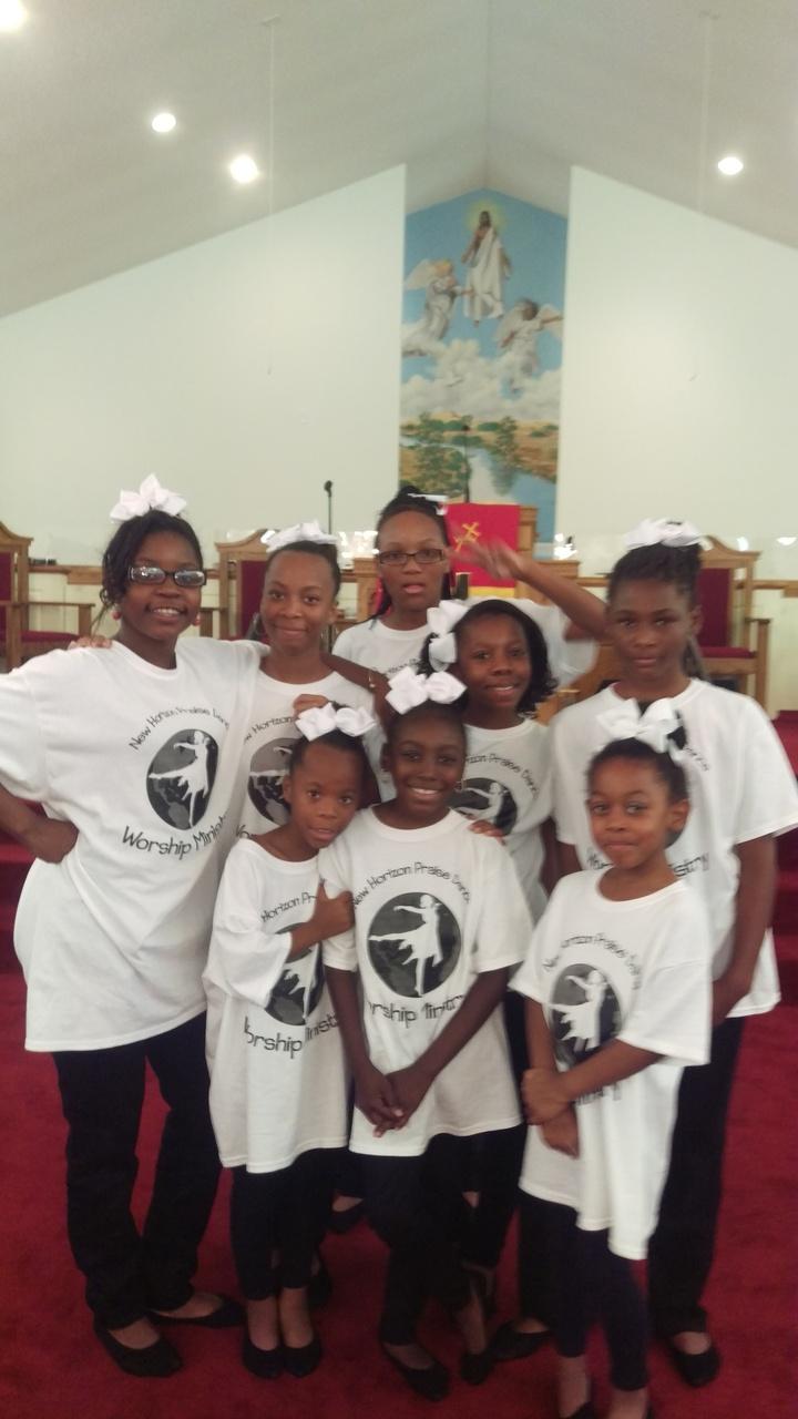 Celebration Of Praises T-Shirt Photo