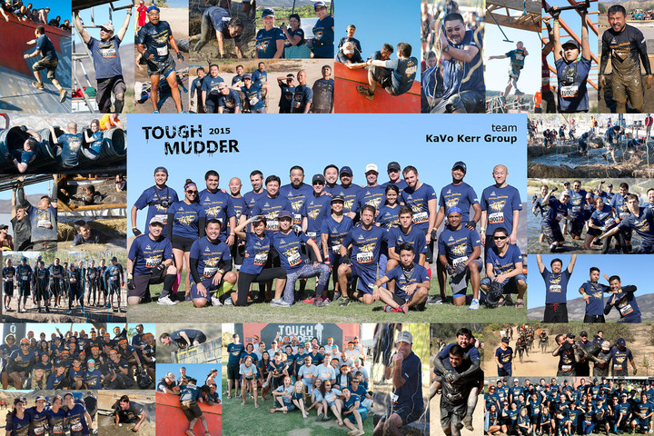 Tough Mudder Team T-Shirt Photo