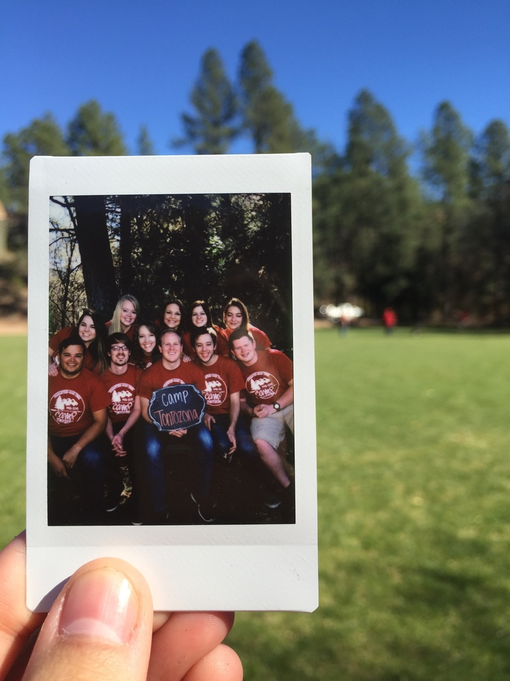 Camp Tontozona T-Shirt Photo