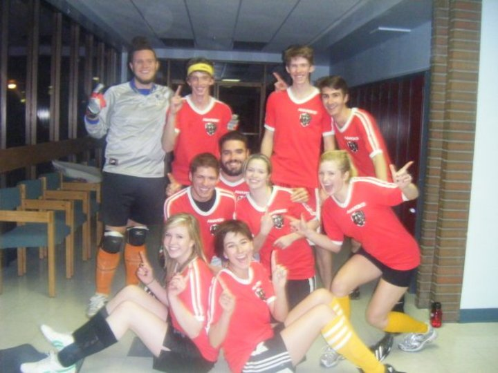 League Champs Fall 08  All Thanks To The Jerseys! T-Shirt Photo