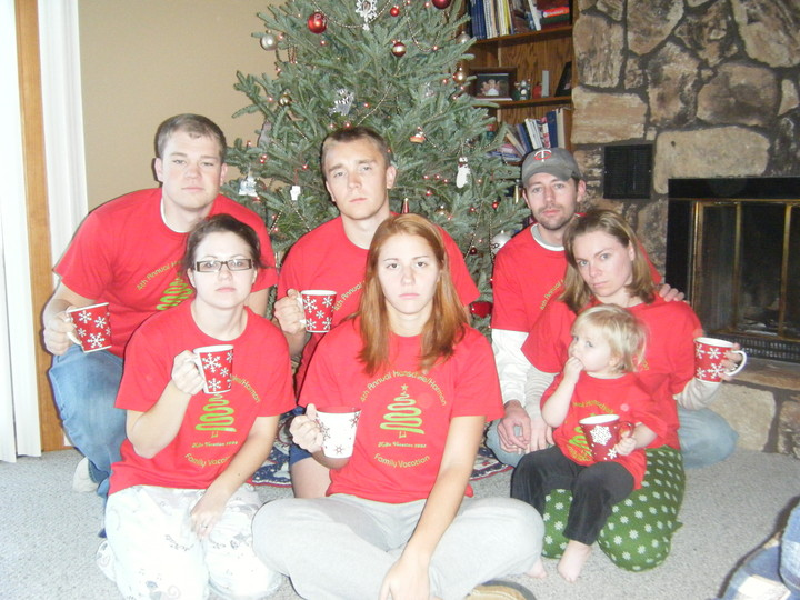 The 3rd Day Of Christmas T-Shirt Photo
