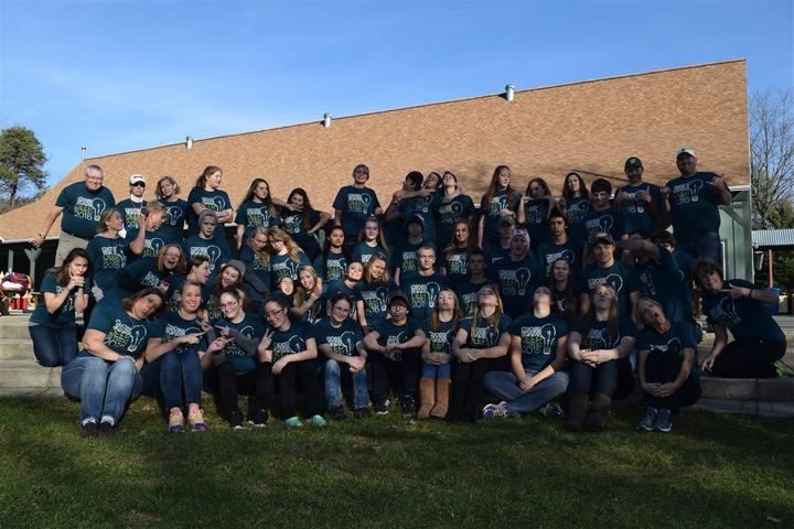 Deep Retreat 2015 T-Shirt Photo