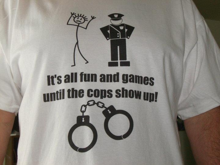 Asset Protection T Shirt T-Shirt Photo