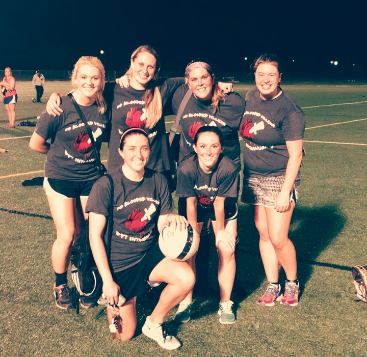Intramural Soccer Champs! T-Shirt Photo