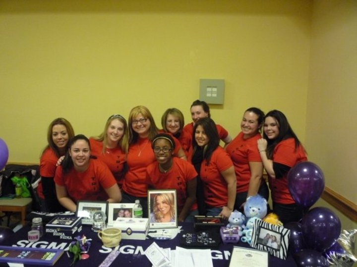 Tri Sigma T-Shirt Photo