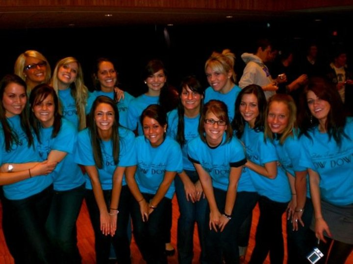 Zta Spc08 Bid Night! T-Shirt Photo
