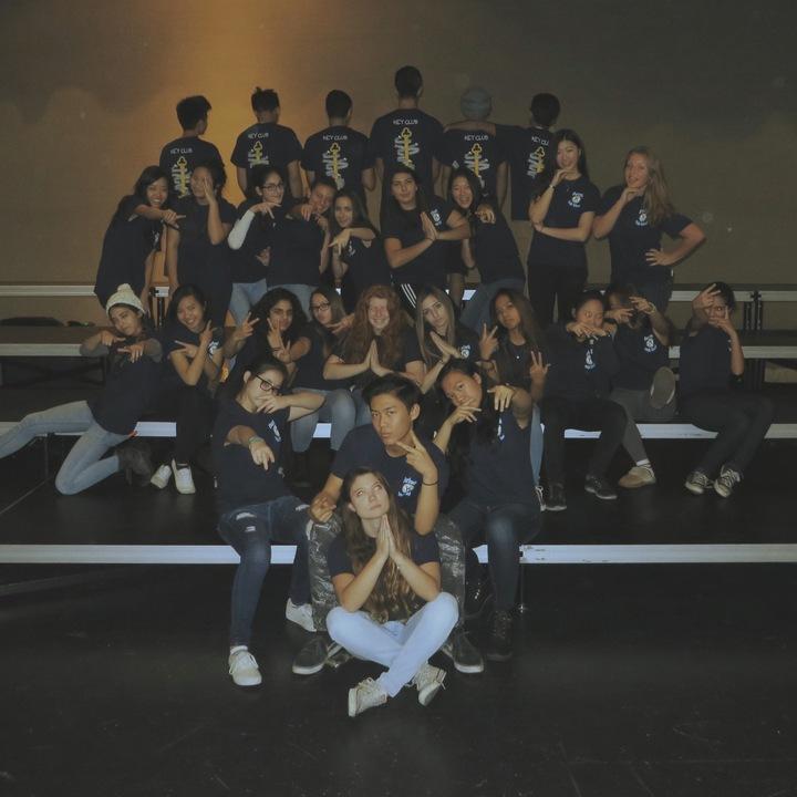 Burbank High School Key Club 2015 2016 T-Shirt Photo