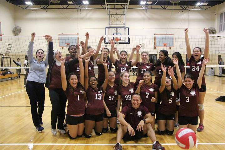 Tywls Astoria Psal Volleyball Champions! T-Shirt Photo