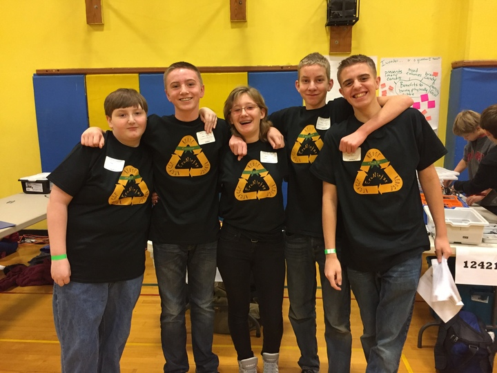 Gms Eco Ninjas: Going To State! T-Shirt Photo