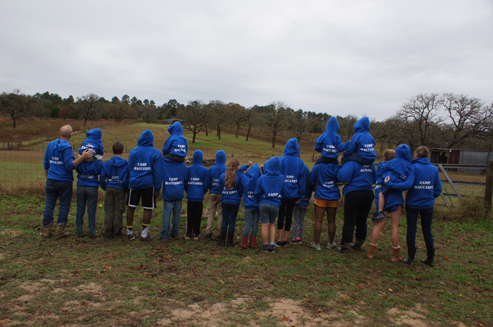 Camp Maccabee 2015 T-Shirt Photo