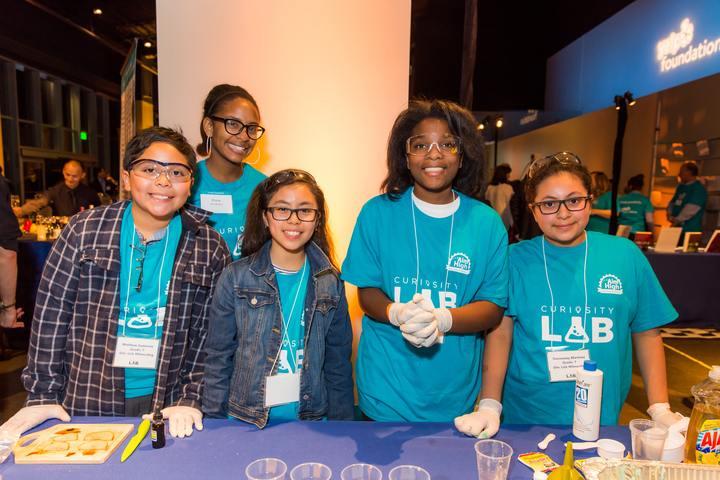 Aim High Curiosity Lab Students T-Shirt Photo