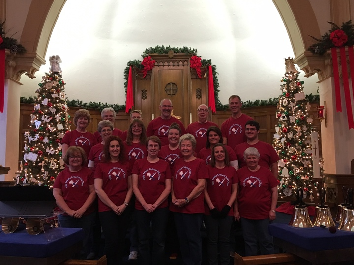 The Chancel Handbell Choir T-Shirt Photo